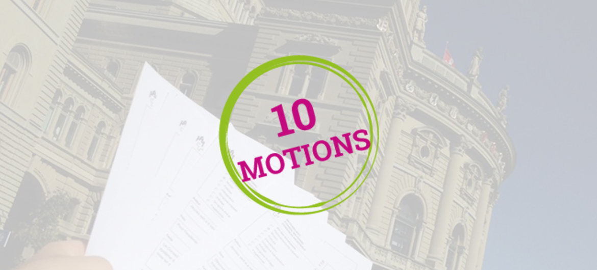 10 motions: prêt·e·s à l'action!