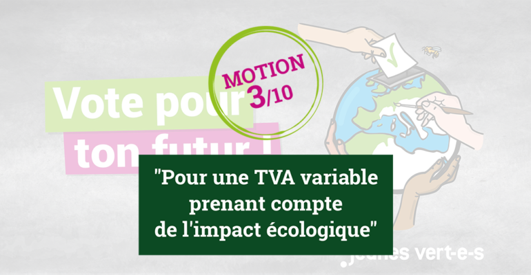 Motion #3: TVA variable
